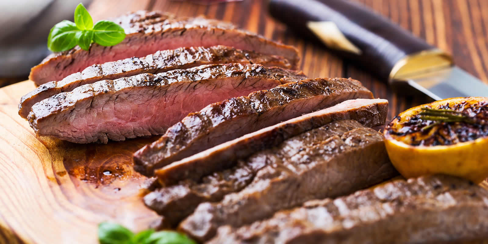 Flank Steak perfekt grillen