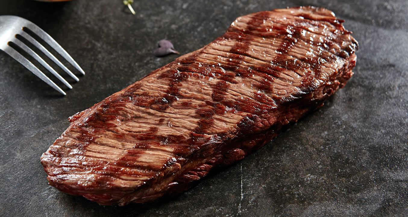Flank Steak Rezept vom Grill