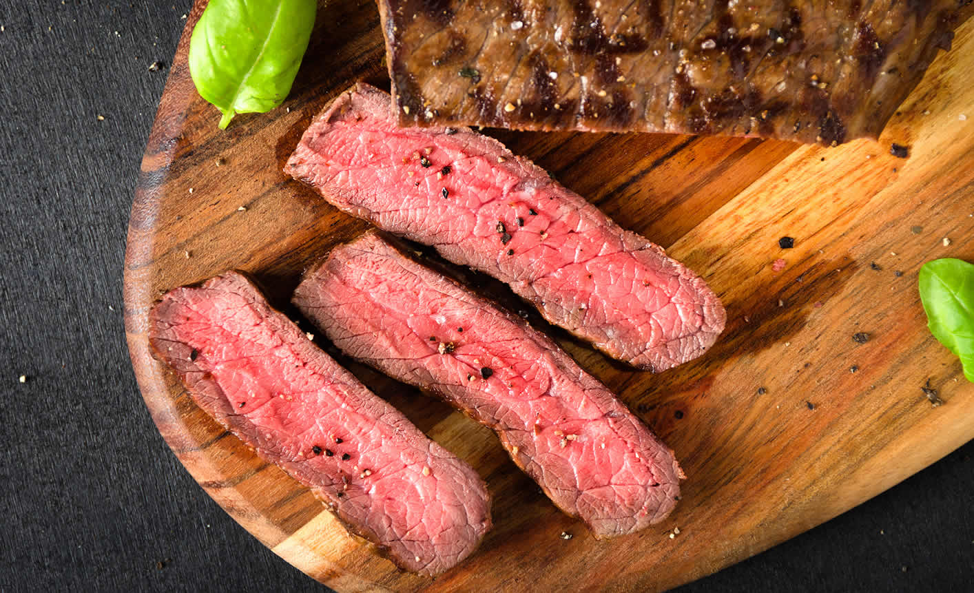 Flank Steak Rezept