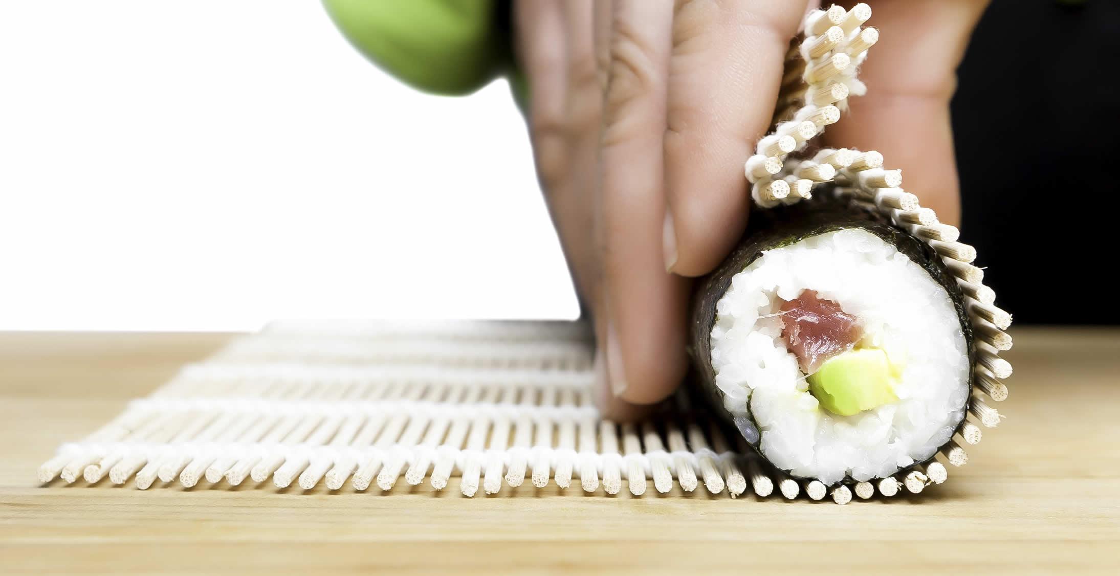 Maki Sushi Rollen Rezept