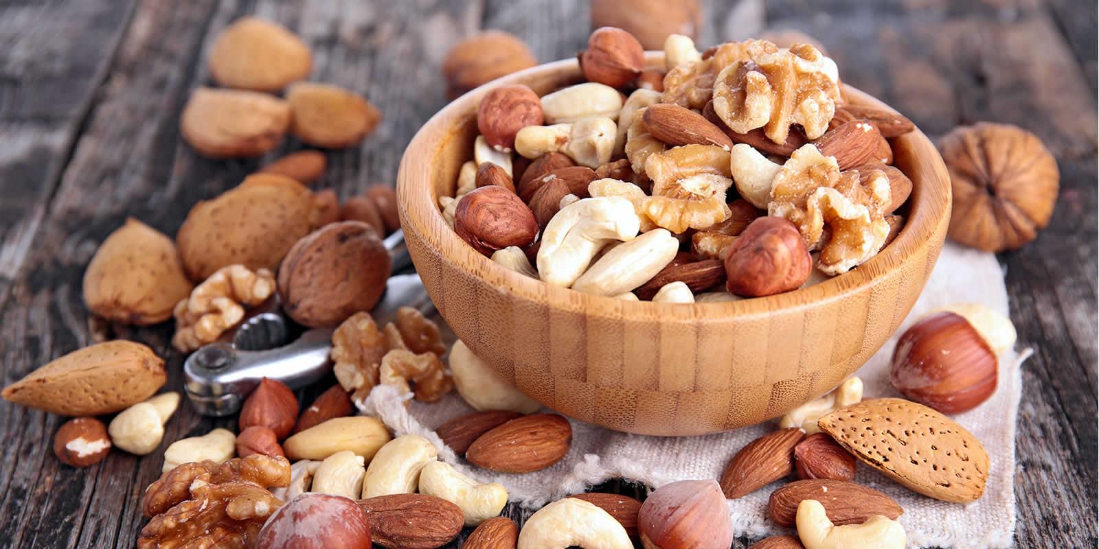Nüsse erhöhen Fruchtbarkeit bei Männern