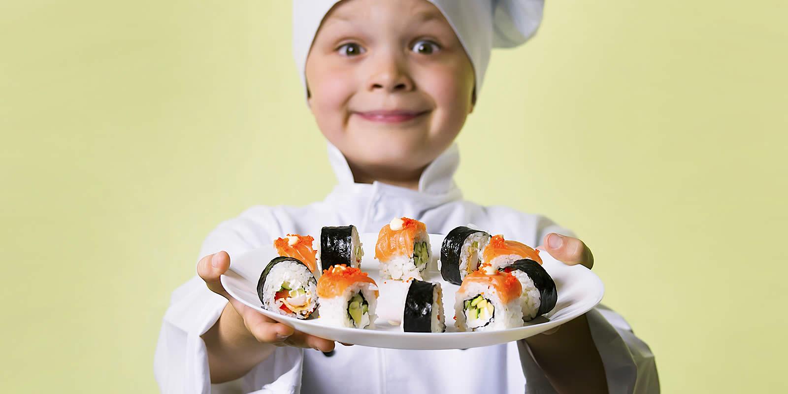 Sushi Reis perfekt kochen Rezept