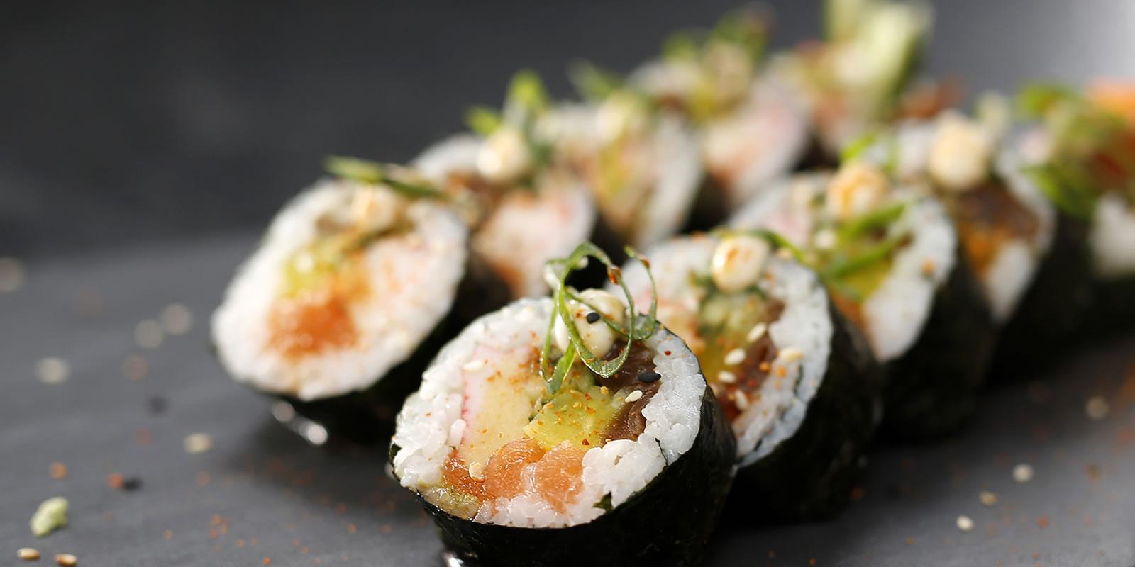 Sushi Rollen Rezepte Und Anleitung Fur Maki Sushi