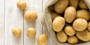Chlorpropham auf Kartoffeln