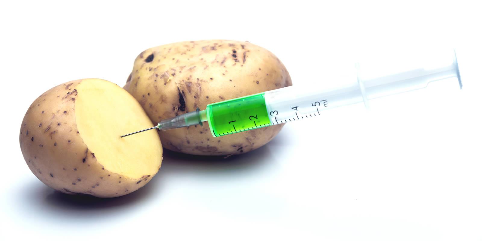 Chlorpropham auf Kartoffeln erkennen